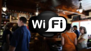 自宅をWi-Fi