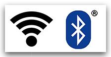 Wi-FiとBluetooth