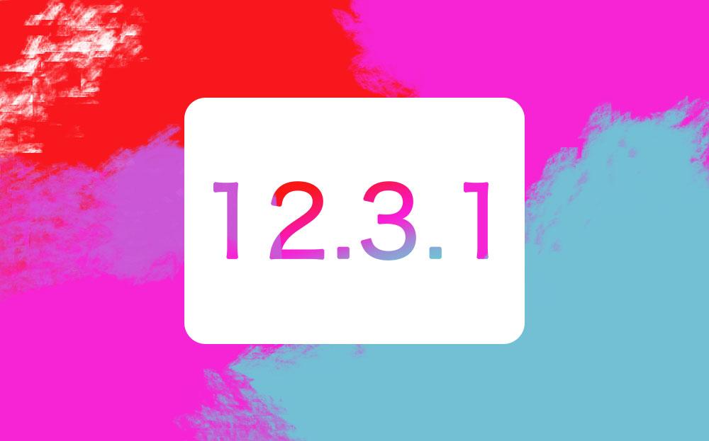iOS12.3.1正式版リリース!不明な差出人をフィルタできない不具合