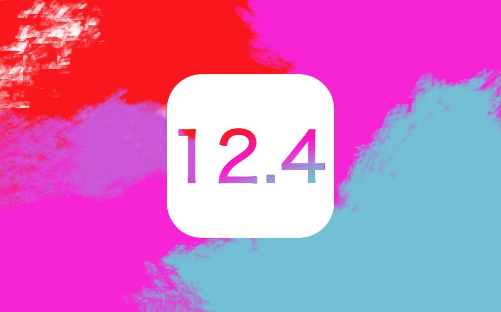 iOS12.4正式版がリリース!機種変更時に新iPhoneへ丸ごとワイヤレス転送